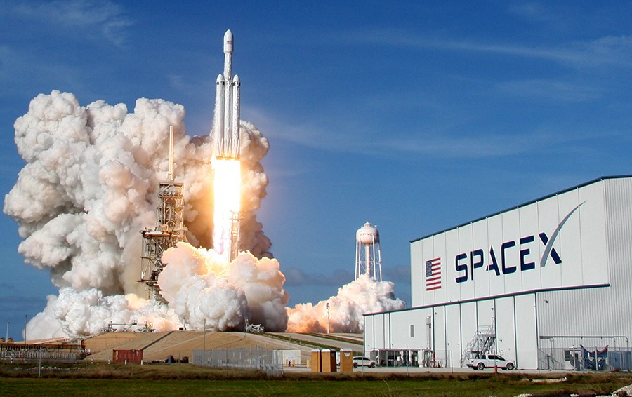 SpaceX: ждём интернет Илона Маска