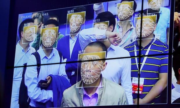 Рост технологии распознавания лиц.