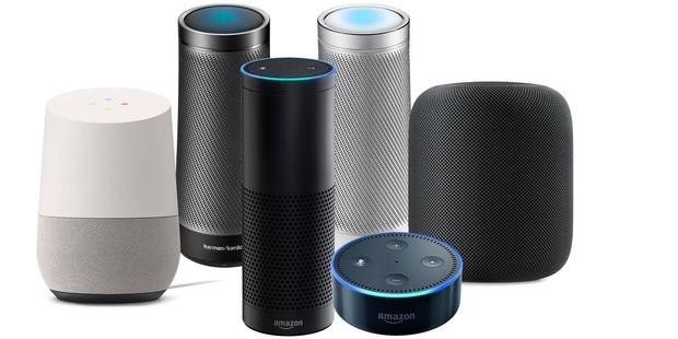 Google Home и Amazon Echo могут обогнать нового конкурента
