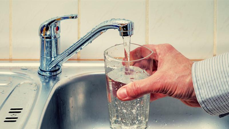 Качество воды в нашем доме.
