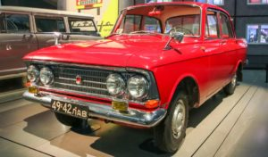 Вождение за железным занавесом: автомобили СССР в Рижском автомобильном музее.
