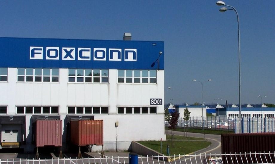 Вирус ограничил доходы Foxconn в области бытовой электроники в 1 квартале.