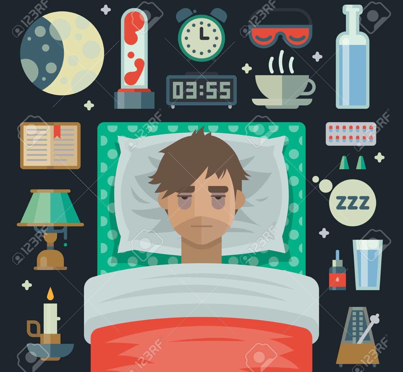Время: Как долго можно жить без сна.